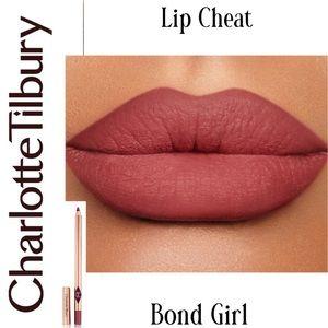 New Charlotte Tilbury Lip Cheat Liner In Bond Girl